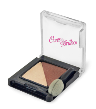 Sombra Duo Creme Chocolate